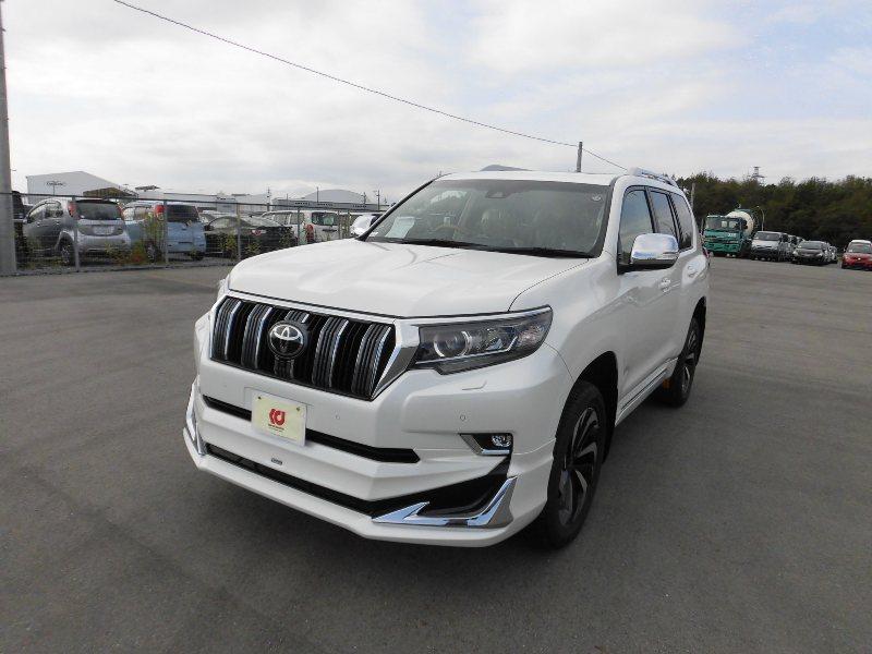 Grab Your Brand New Toyota Prado TXL With Modelista For Best Price